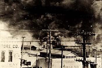 Tulsa mascre