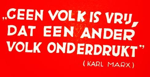 Netherlands Comintern Sh For A Communist Netherlands