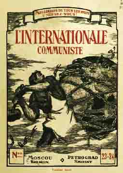 L'Internationale Communiste archives