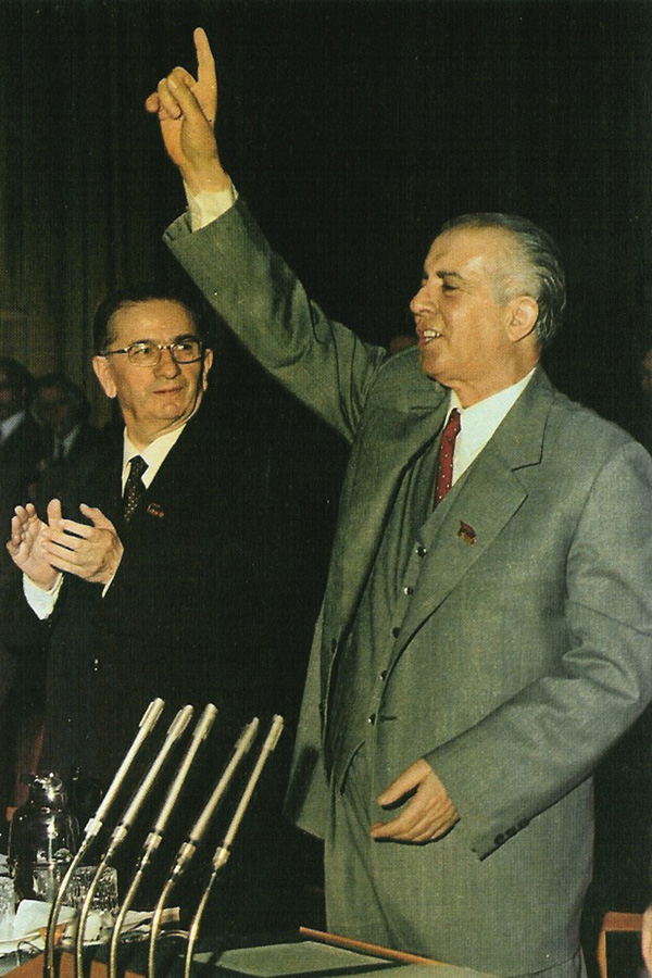 On the Party of Labour of Albania - Archive