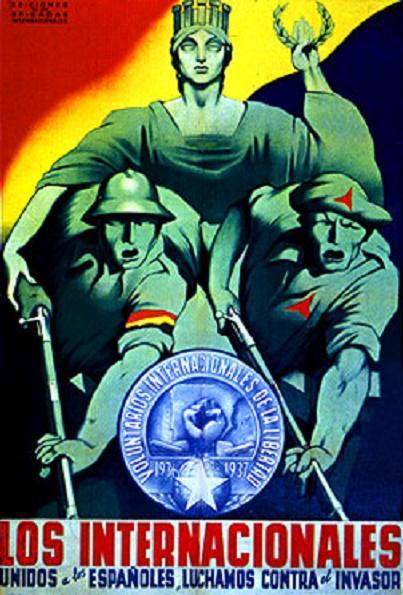 Internationale Brigaden Und Spanischer B 252 Rgerkrieg 1936