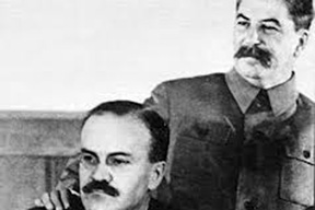 El triunfo del Plan Quinquenal - Vyacheslav Molotov - (intervención en el VIº Congreso de los Soviets de la URSS, celebrado en Moscú, en 1931) - se lee y se copia de la red Stalin_molotov_1