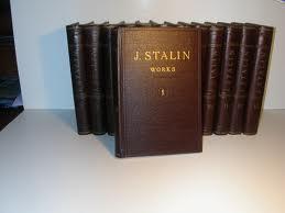 J.V.Stalin Works