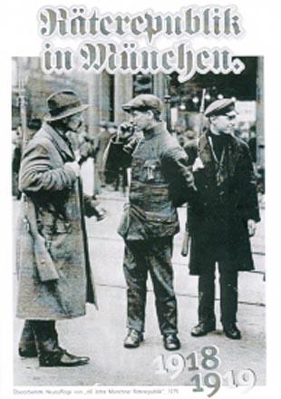 Картинки по запросу Bayerische Raeterepublik