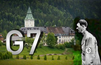 Bildergebnis für Elmau G7 Gipfel
